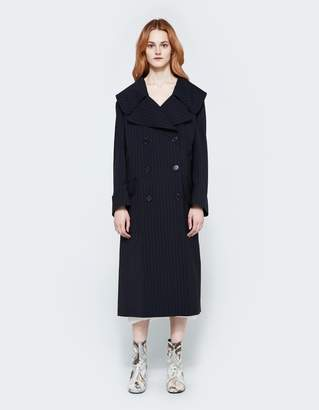 Maison Margiela Pin Stripe Trench