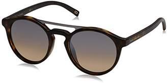 Marc Jacobs Women's Marc107s Round Sunglasses