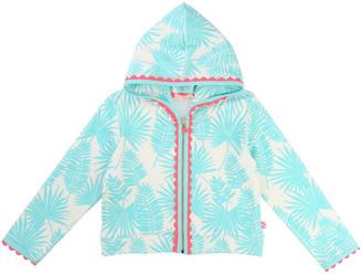 BILLIEBLUSH Zip-Up Hoodie $64.80 thestylecure.com