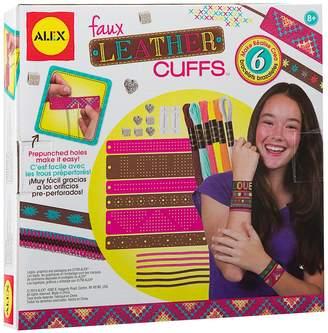 Alex Faux Leather Cuff Craft Kit