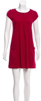 Alice + Olivia Wool A-Line Dress
