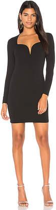 Nookie Madonna Long Sleeve Mini Dress