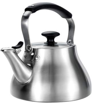 OXO Good Grips Brushed Stainless Steel Classic Tea Kettle