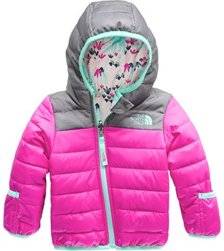 The North Face Perrito Reversible Hooded Jacket - Infant Girls'