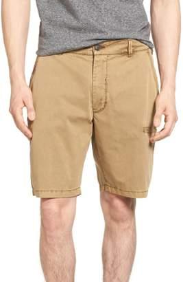 Jeremiah Merrill Pigment Slub Poplin Shorts