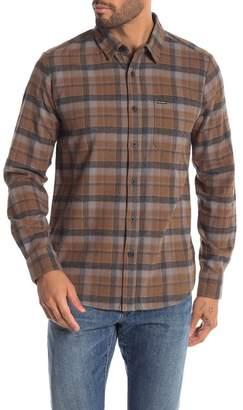Volcom Caden Modern Fit Plaid Shirt