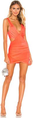 superdown Clare Cut Out Dress