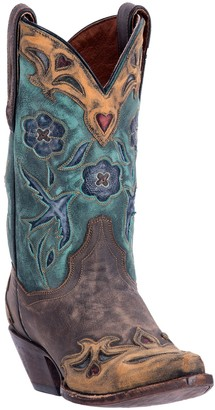 Dan Post Vintage Bluebird Women's Cowboy Boots