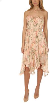 Zimmermann Prima Hydrangea Floating Dress