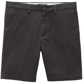 "Banana Republic 9"" Stretch-Cotton Aiden Slim Short"
