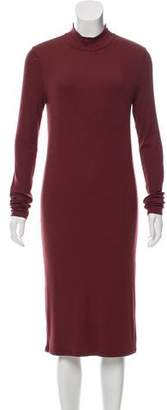 ATM Knit Midi Sweater Dress w/ Tags