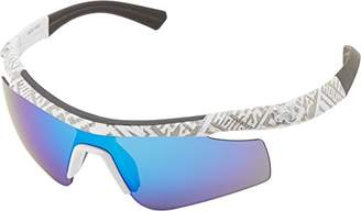 """Under Armour Dynamo """"Youth"""" Shiny White """"Show Me"""" SMS Pattern (Exterior) Frame"""