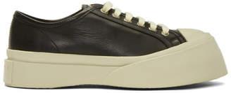 Marni Black Nappa Pablo Sneakers