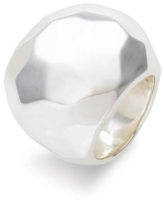 SIMON SEBBAG Sterling Silver Curved Dome Ring $123 thestylecure.com