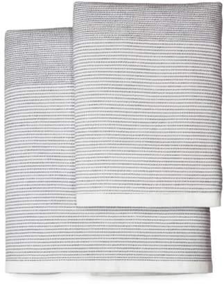 DKNY PURE Stripe Bath Towel
