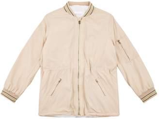 Chloé Faux Fur Lined Jacket