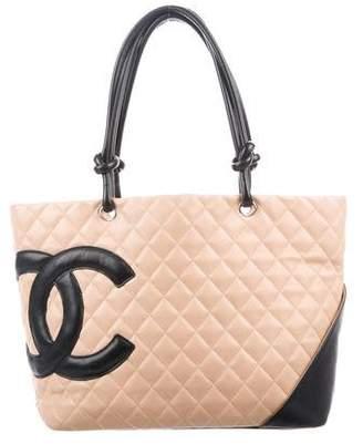 Chanel Ligne Cambon Tote