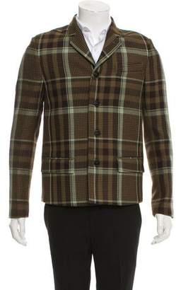 Valentino Heritage Embellished Jacket