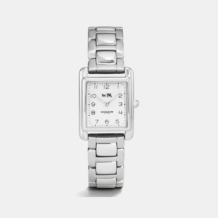 Coach   COACH Coach Page Stainless Steel Bracelet Watch