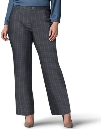 Lee Plus Size Flex Motion Trouser Pant