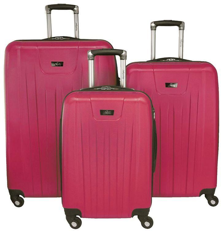 Skyway Nimbus 2.0 3-Piece Spinner Luggage Set
