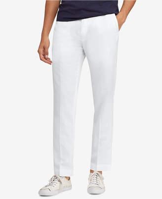Polo Ralph Lauren Men Classic Fit Linen-Blend Pants
