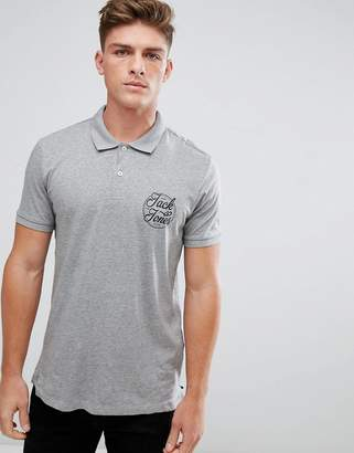 Jack and Jones Chest Polo