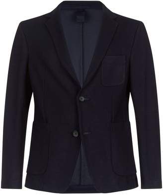 HUGO BOSS Stretch Jersey Blazer