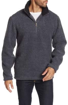 Weatherproof Berber Faux Shearling Sweater