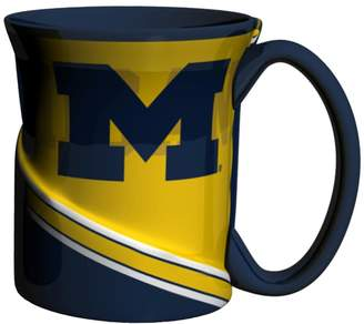 NCAA Boelter Michigan Wolverines Twist Coffee Mug Set