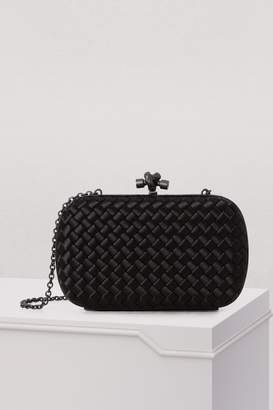 Bottega Veneta Clutch with a chain