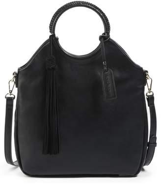 Sole Society Faux Leather Bracelet Bag