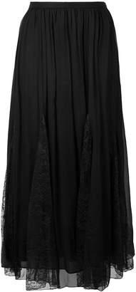 Polo Ralph Lauren lace detail full skirt
