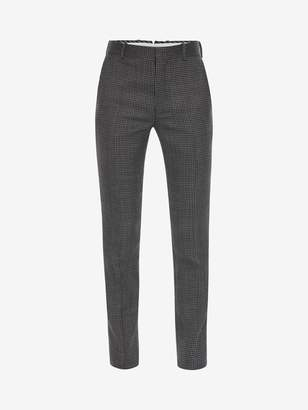 Alexander McQueen Jacquard Pants