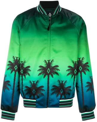Marcelo Burlon County of Milan Palms bomber jacket