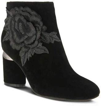Spring Step Azura by Leather Ankle Boots - Magnif