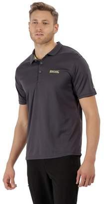 Regatta Grey 'Maverick' Polo Shirt