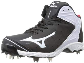 Mizuno Usa Mens Men's 9-Spike ADV Swagger2 Mid Baseball Cleat