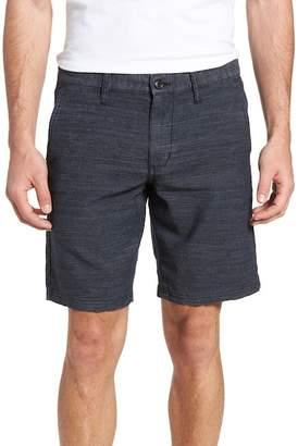 John Varvatos Linen Blend Shorts