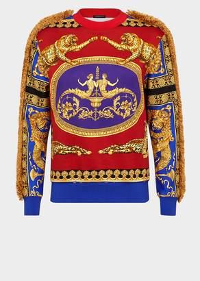 Versace Signature Pillow Talk Sweatshirt