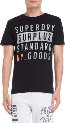 Superdry Surplus Goods Logo Tee