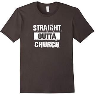 Church's Straight Outta T-Shirt