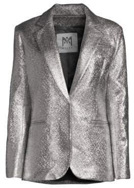 Milly Ava Laminated Jacket