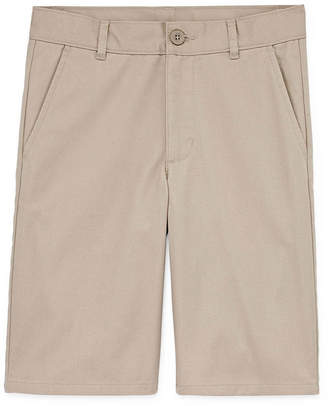 Izod EXCLUSIVE Boys 4-20 Flat Front Chino Shorts