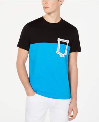 INC International Concepts I.n.c. Men's Colorblocked T-Shirt