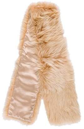 Karl Donoghue Shearling Stole