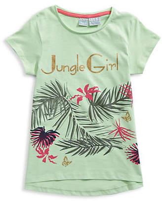 BOB DER BAR Jungle Girl Cotton Tee