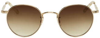 Garrett Leight White Desert Sunglasses