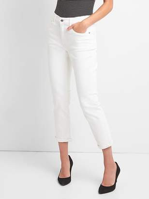 Gap Mid Rise Best Girlfriend Jeans