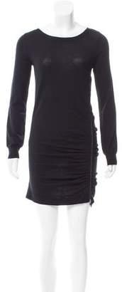 Joseph Merino Wool Sweater Dress